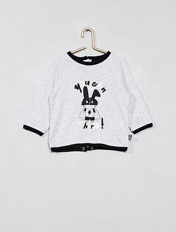 Garçon 0-36 mois - T-shirt animé - Kiabi