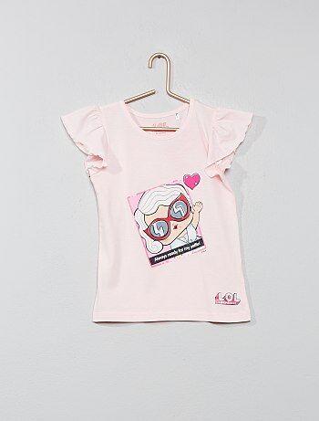 de465f0e451fe T-shirt animé  LOL Surprise  - Kiabi