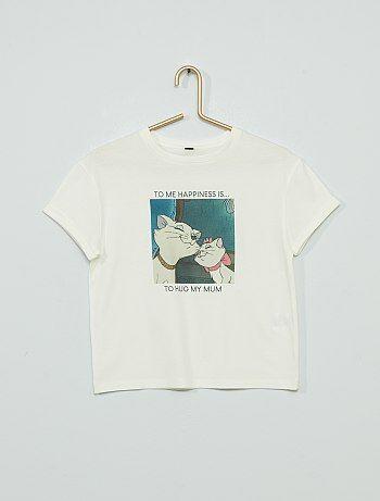 T-shirt 'Bambi' éco-conçu