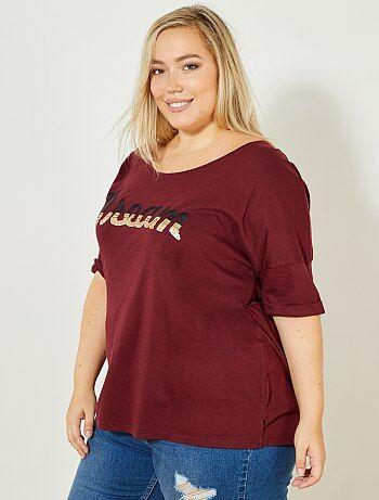 Soldes t-shirt femme, achat de teeshirts pour femme pas cher ... 7afa54939ee3