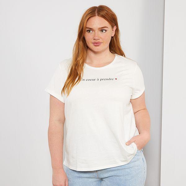 T Shirt Basique éco Conception