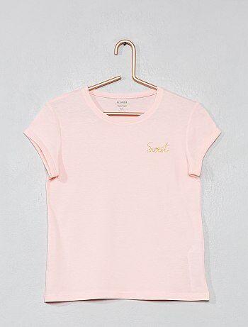T shirt basique `Eco conception`