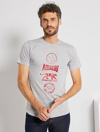 T-shirt basket 'Airness'
