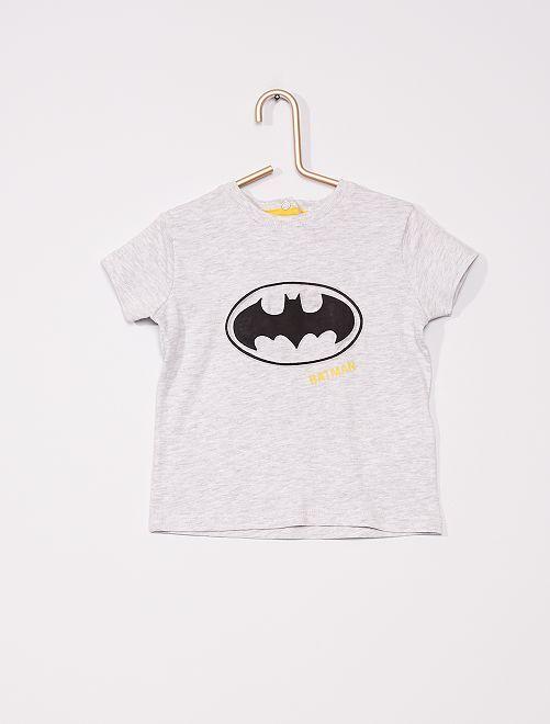 T-shirt 'Batman' de 'DC Comics'                                         GRIS