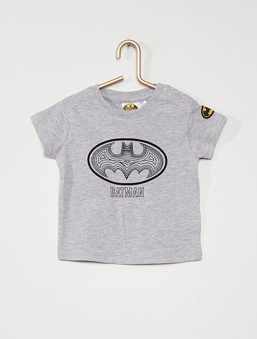 T-shirt 'Batman'                             GRIS