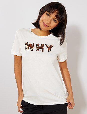 Soldes T Shirt Femme Achat De Teeshirts Pour Femme Pas Cher