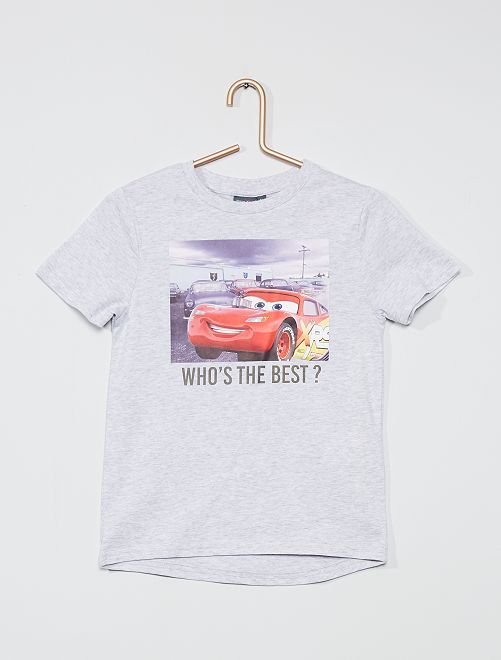 T-shirt 'Mickey'                                                         gris/cars