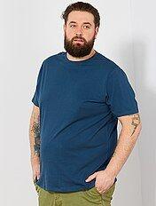 T-shirt comfort en jersey