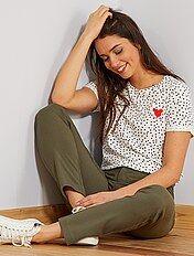 T-shirt 'Daisy' de 'Mickey'