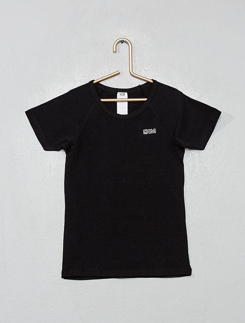 T-shirt de sport 'Dim'                             noir