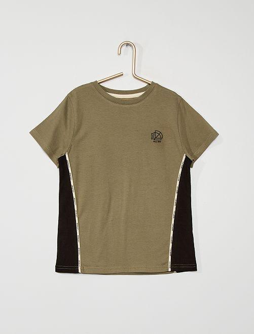 T-shirt de sport                                         kaki