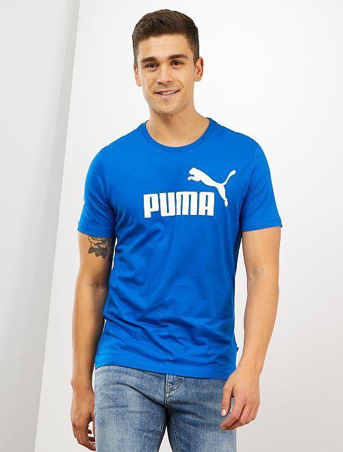 T-shirt de sport 'Puma'                                                                 bleu
