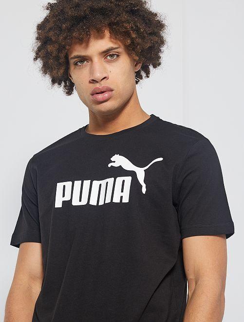 T-shirt de sport 'Puma'                                                                 noir