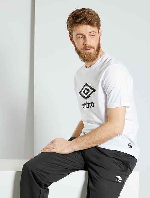 T-shirt de sport 'Umbro'                                                     BLANC