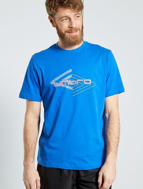 T-shirt de sport 'Umbro'                                                     bleu