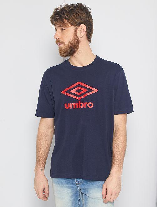 T-shirt de sport 'Umbro'                                                     bleu marine