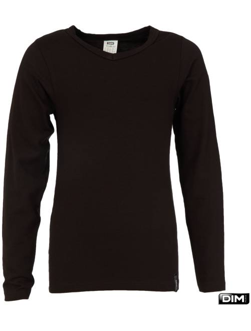T-shirt 'Dim'                              noir Garçon adolescent