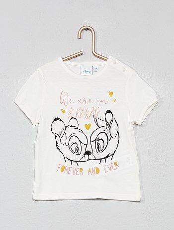 3fd1cc7e0cdf3 T-shirts bébé - t-shirts garçon ou fille pas cher Vêtements bébé