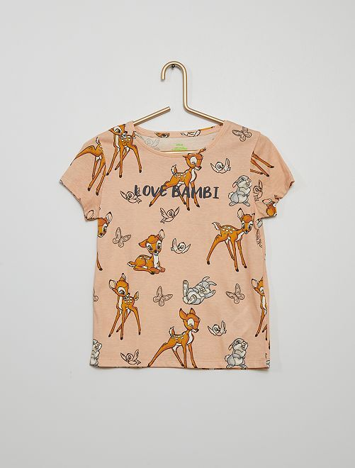 T-shirt 'Disney'                                                                                                     beige