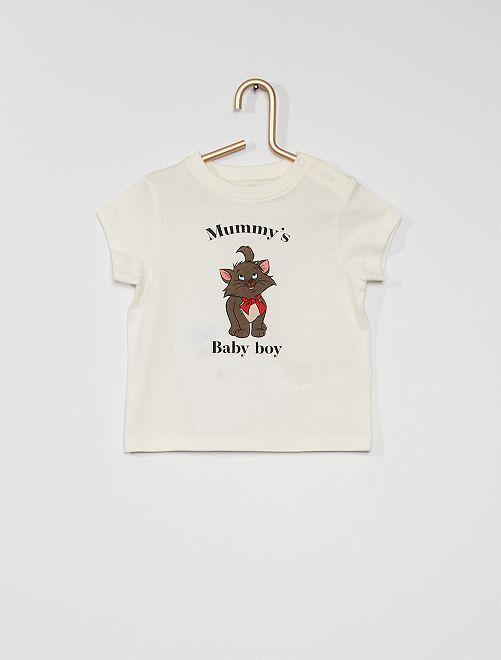 T-shirt 'Disney' éco-conçu                                                     blanc