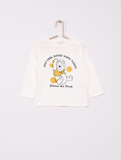 T-shirt 'Disney' éco-conçu                                                                             blanc Minnie