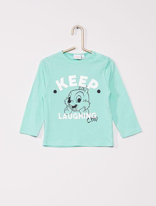 T-shirt 'Disney' éco-conçu                                                                             vert