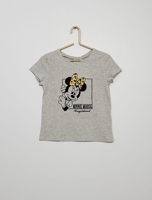 T-shirt 'Disney'                                         gris
