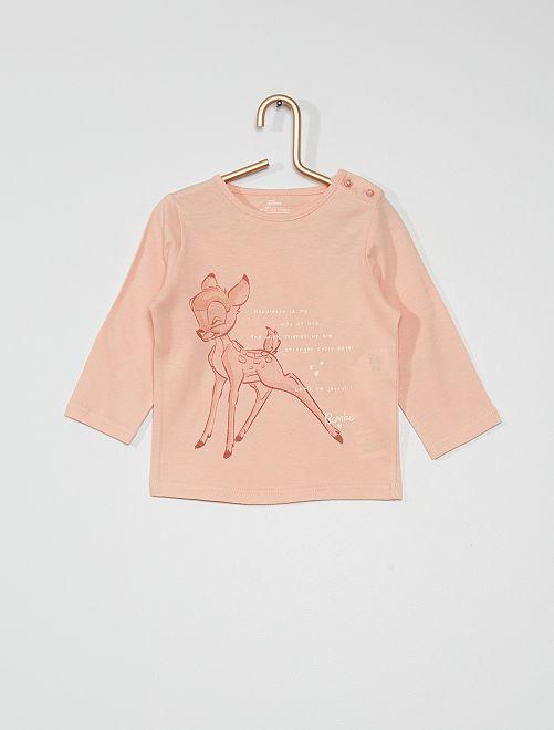 T-shirt 'Disney'                                         rose