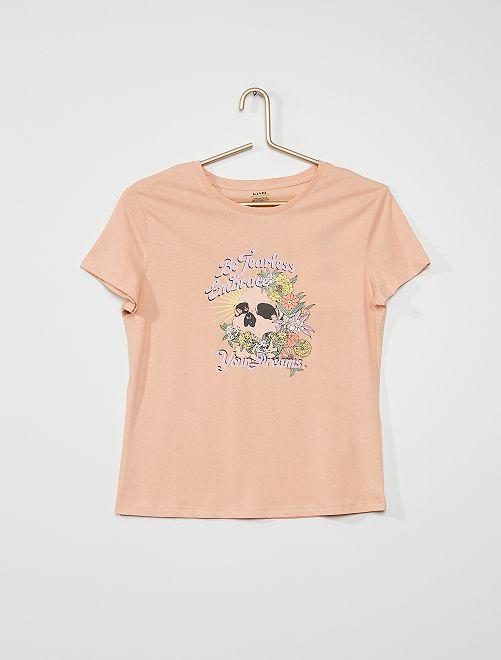 T-shirt 'dreams'                                                                                                                                                     rose dreams