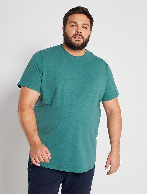 T-shirt éco-conçu                                             vert foncé