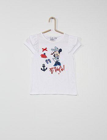 T-shirt en jersey 'Minnie' 'Disney'
