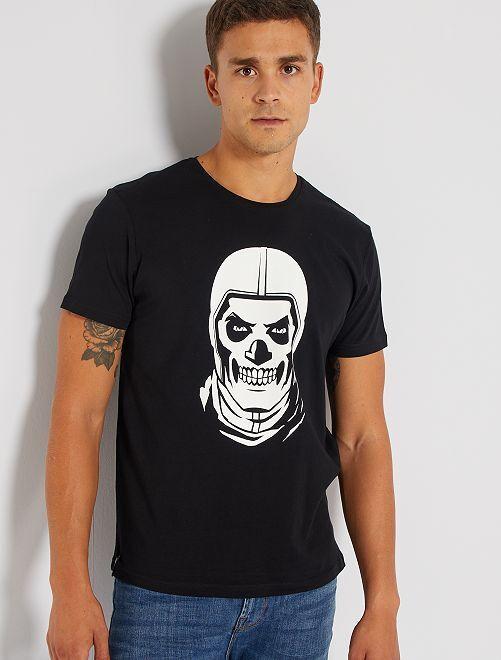 T-shirt 'Fortnite'                             noir