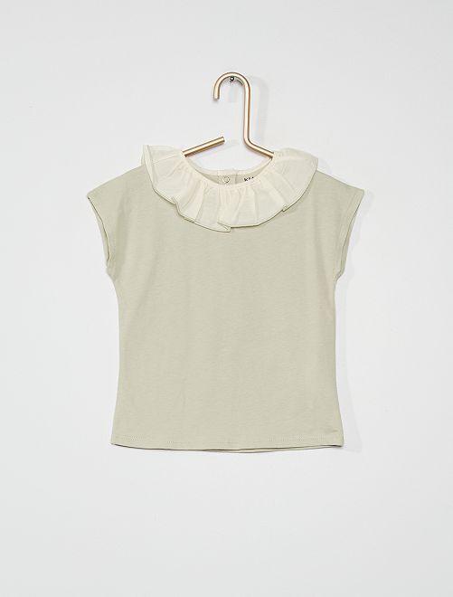 T-shirt                                                     gris sombre