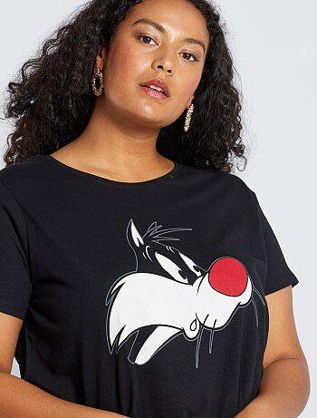 T-shirt 'Gros Minet'