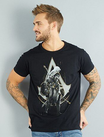 T shirt imprimé `Assassin`s Creed`
