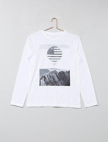 T-shirt imprimé - Kiabi