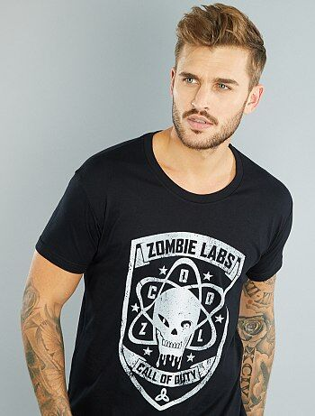 T shirt imprimé `Call of Duty`