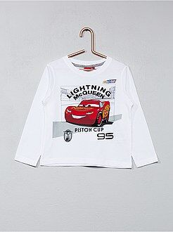 T-shirt imprimé 'Cars'