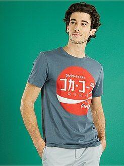 T-shirt imprimé 'Coca-Cola' Japon