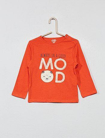 42f221a462817 T-shirts bébé - t-shirts garçon ou fille pas cher Vêtements bébé | Kiabi