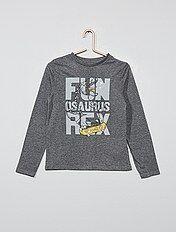 magasin discount profiter du meilleur prix style classique de 2019 T-shirt garçon, polo, sous-pull - t-shirts enfant garçon ...