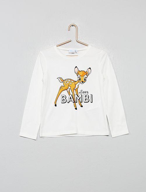T-shirt imprimé 'Disney'                                                     bambi