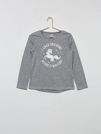 Soldes T Manches Fille X8n0wopknz Vêtementskiabi Longues Mode Shirt edBrCxo