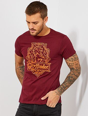 T shirt imprimé `Harry Potter`