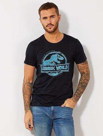 T shirt imprimé `Jurassic World`