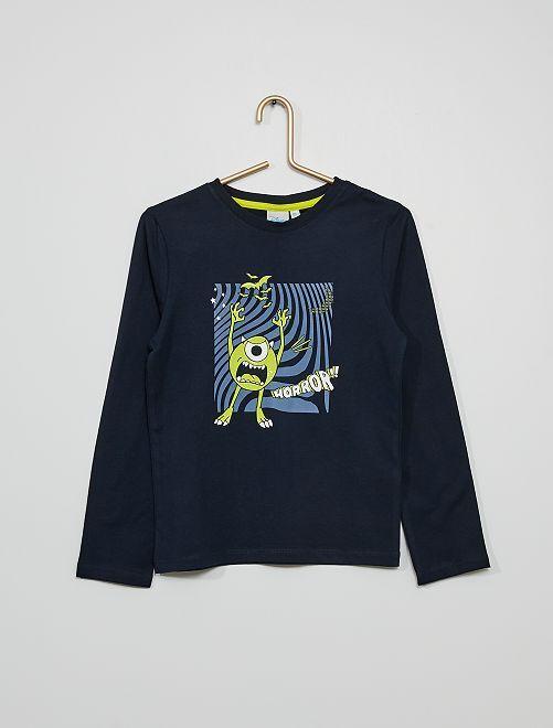 T-shirt imprimé 'Mickey & Friends'                                                                             BLEU