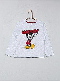 T-shirt imprimé 'Mickey'