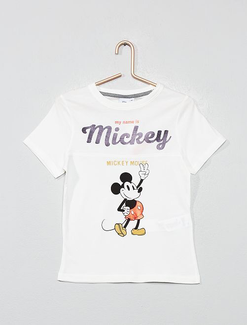 T-shirt imprimé 'Donald'                     Mickey