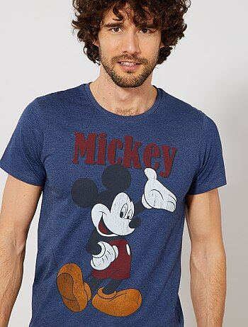 T shirt imprimé `Mickey Mouse`