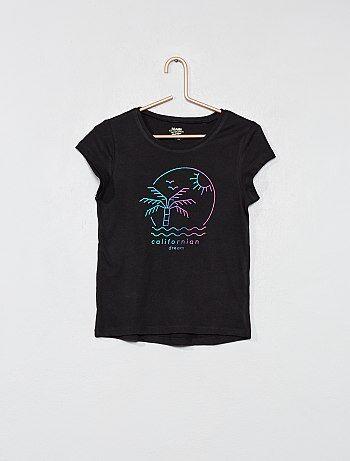 03b3eb4fd3d07 T-shirt imprimé - Kiabi